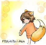 Baby Kitchuu by FoxyKitsuChan