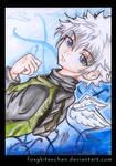 Killua-I'm not an angel by FoxyKitsuChan