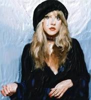 Stevie Nicks by Flying-platy