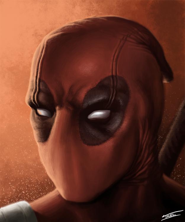 Deadpool by ForrestImel