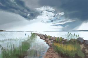 Landscape 19 by ForrestImel