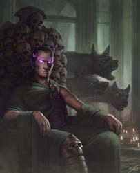 Hades by ForrestImel