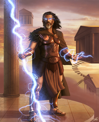 Zeus by ForrestImel