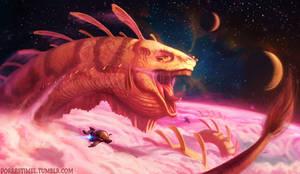 Space Dragon!