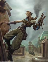 Open Legend RPG - Egris Nest by ForrestImel
