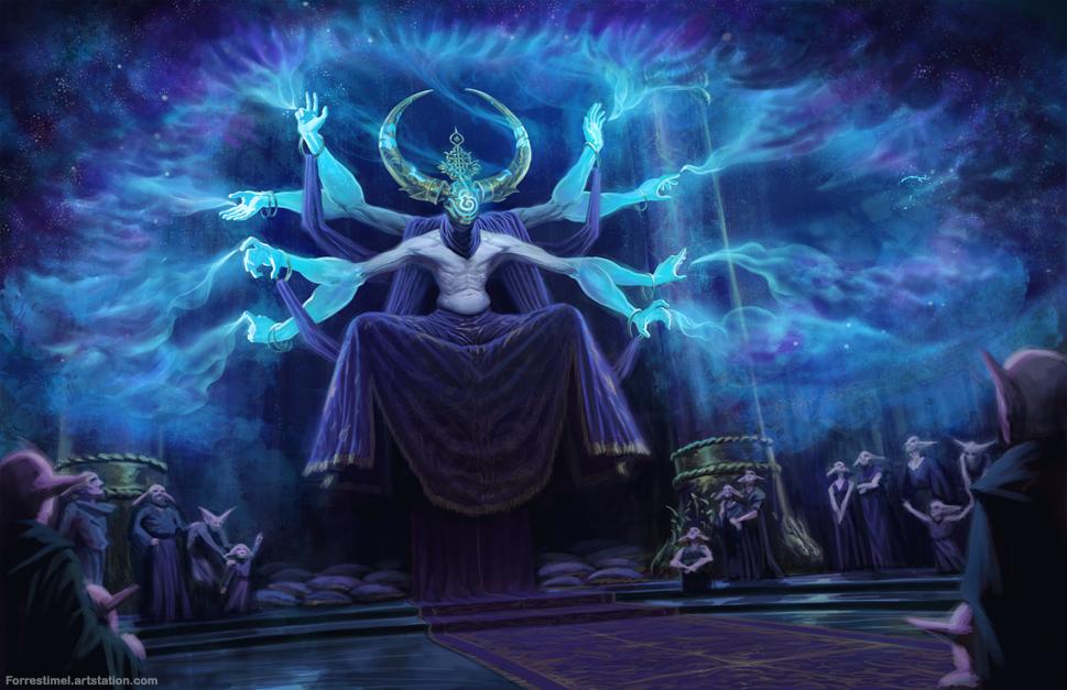 Art War - Lord of Creation by ForrestImel