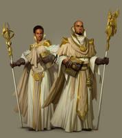 Priest by ForrestImel
