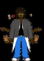 Daemon Digital Render - by Killaman16 by Killaman16