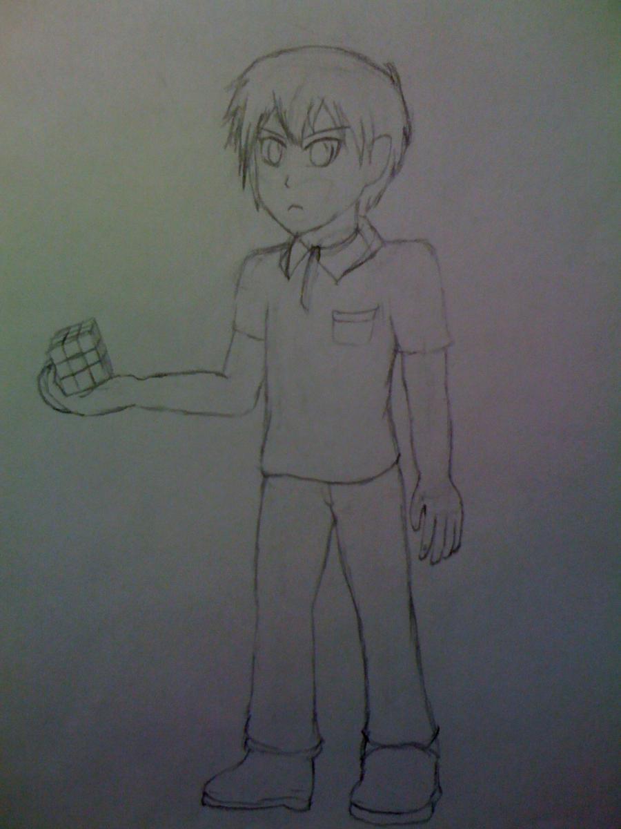 Killaman Anime/Manga Drawing Works - [Gallery + Feedback] - Page 3 Gabriel_by_killaman16-d5hpuw7