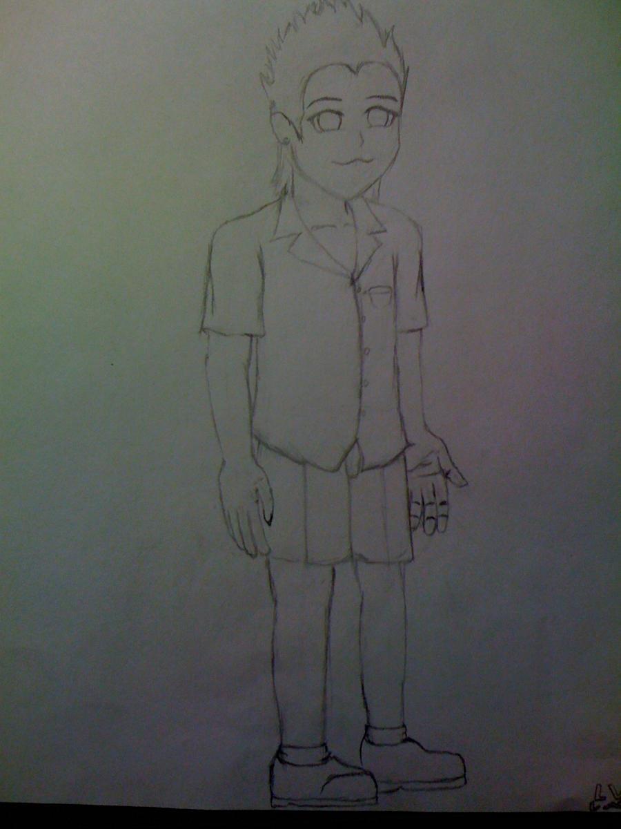 Killaman Anime/Manga Drawing Works - [Gallery + Feedback] - Page 3 Joker_by_killaman16-d5hpv04