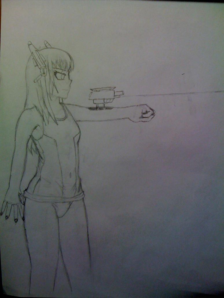 Killaman Anime/Manga Drawing Works - [Gallery + Feedback] - Page 3 Airi_by_killaman16-d62szbq