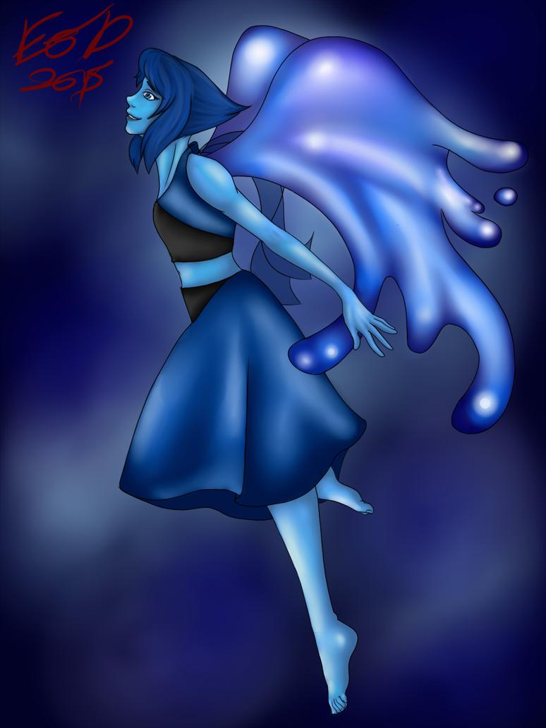 Fly Free Lapis Lazuli reupload by rozenpuppetmaster
