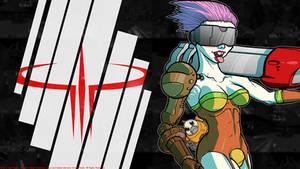 Fanart Wallpaper - Quake 3 Arena by Xareel