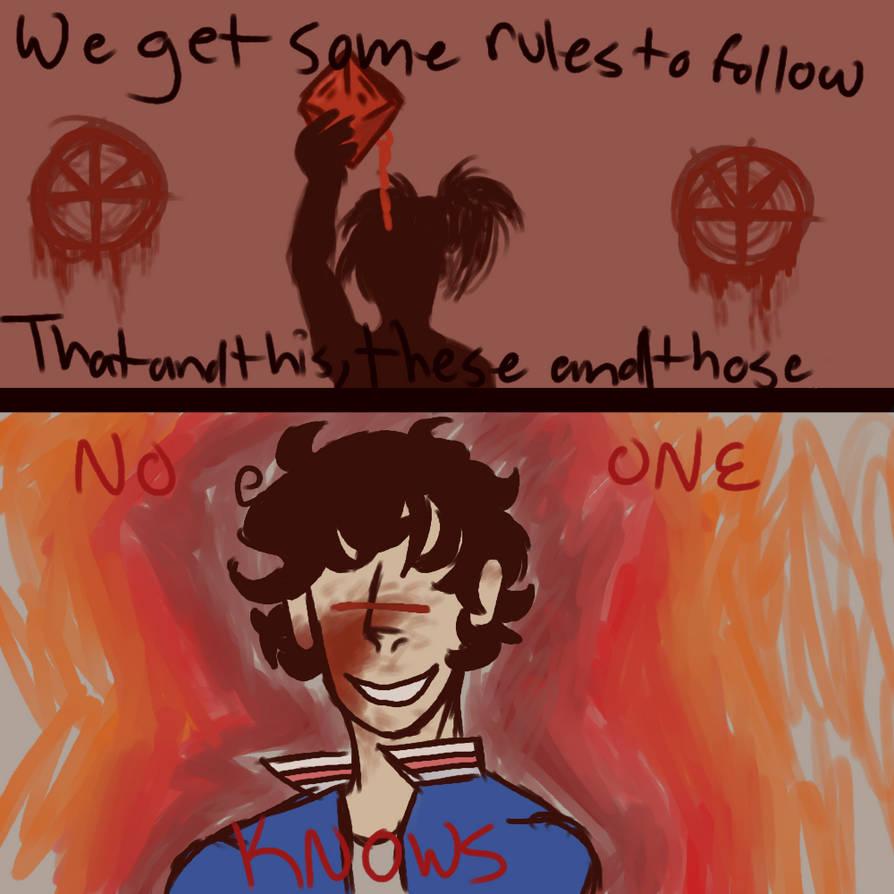 No One Knows - Redraw by Fr00tBat