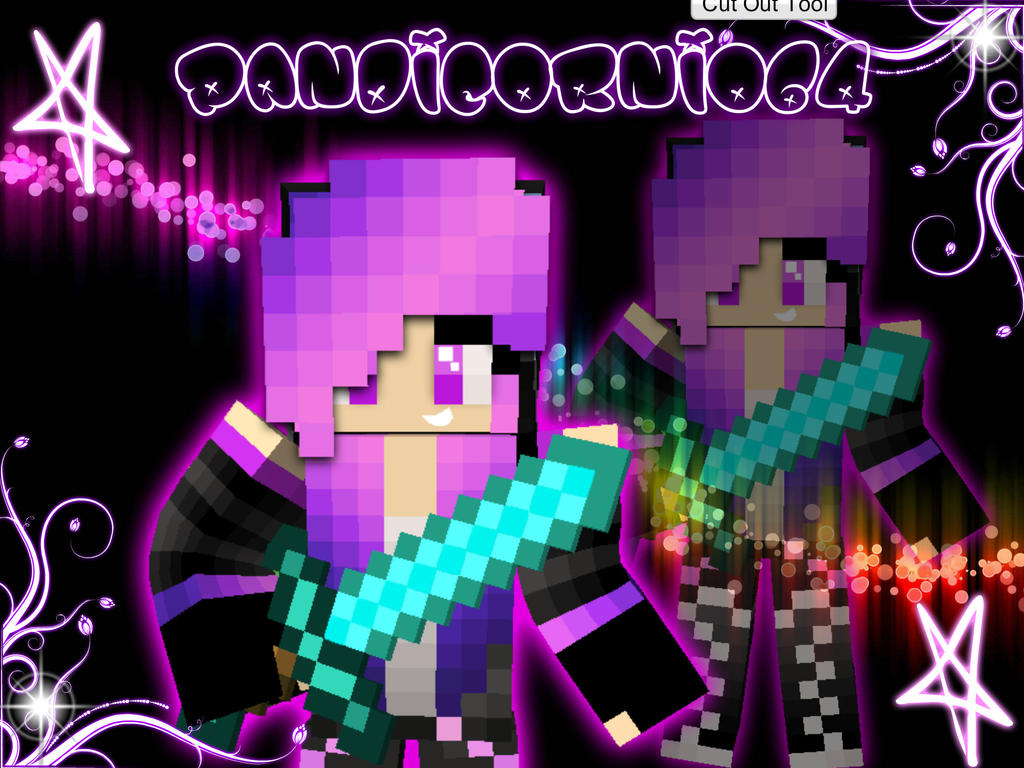 Download Wallpaper Minecraft Neon - wallpaper_for_my_minecraft_skin_by_grecia_san-d97scew  Gallery_639474.jpg