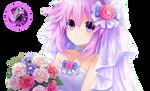 Neptune Wedding Dress Render