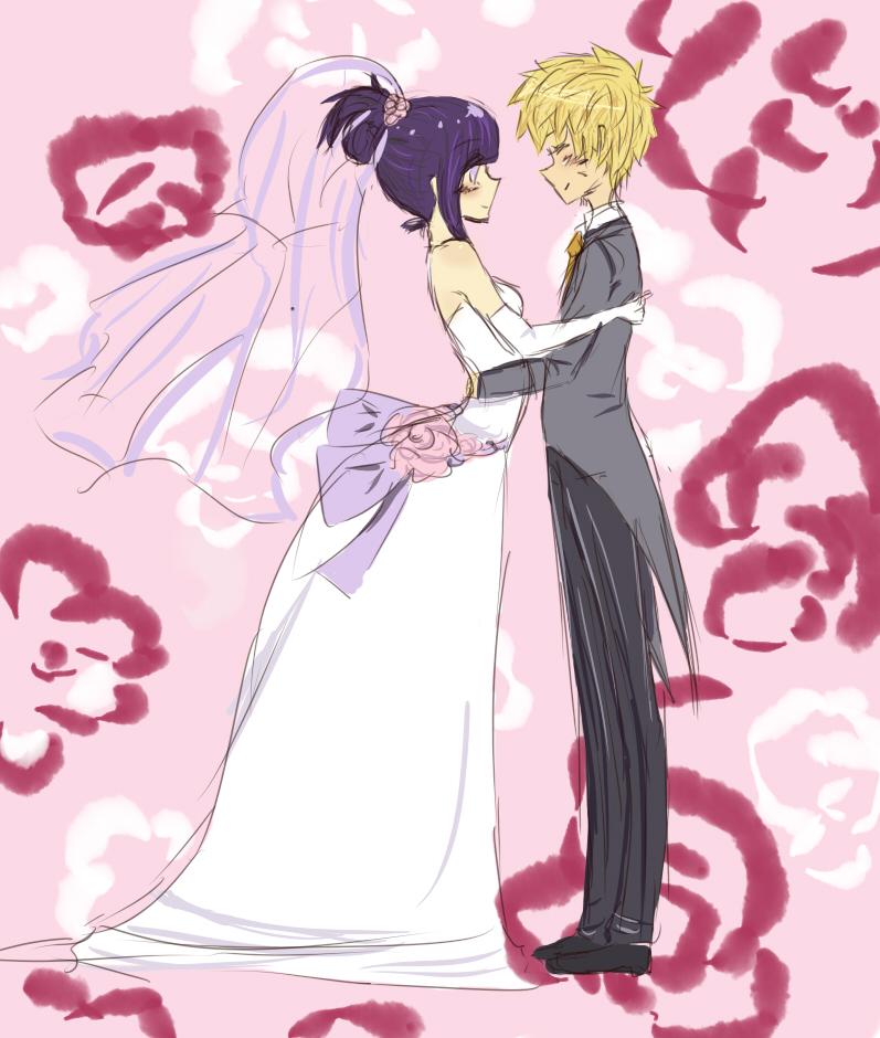 Naruto And Hinata Wedding By Skusil On DeviantArt