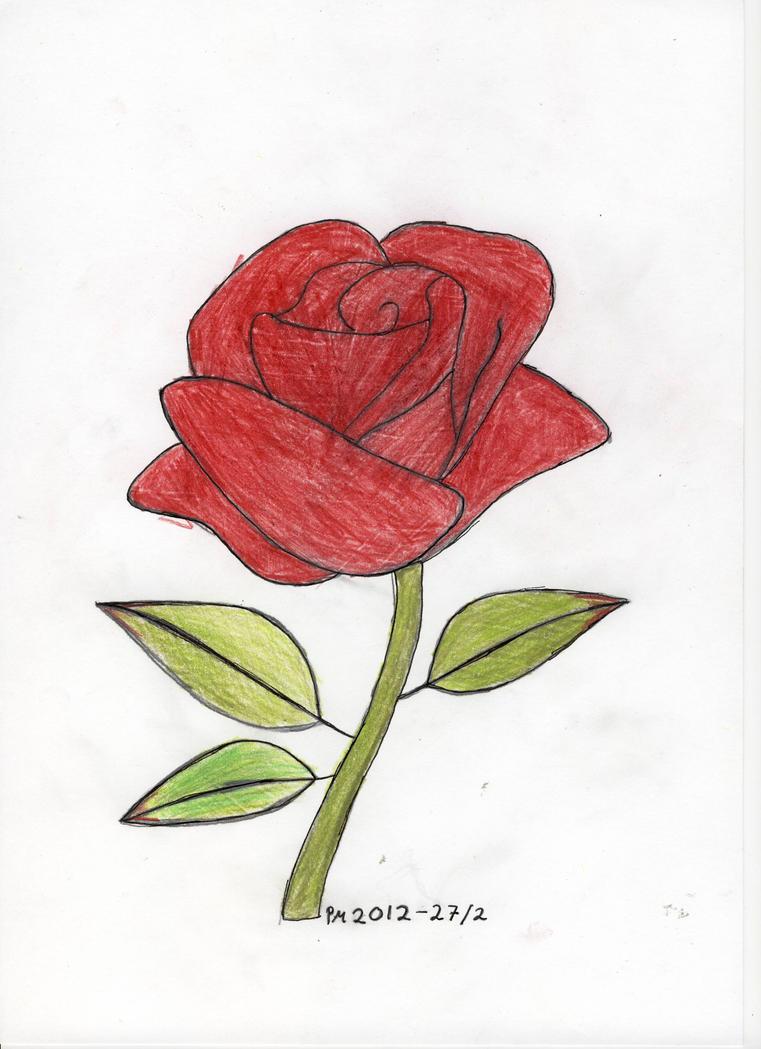 Rose by Rizing on DeviantArt