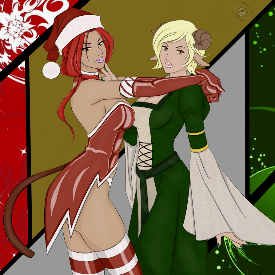 Twelfth ADColor - Christmas Love Noblehearts by LordNobleheart