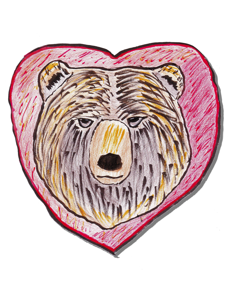 I Love You Beary Much With All Of My Heart by LordNobleheart