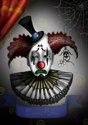 Real Clown by HiBa-JaMal