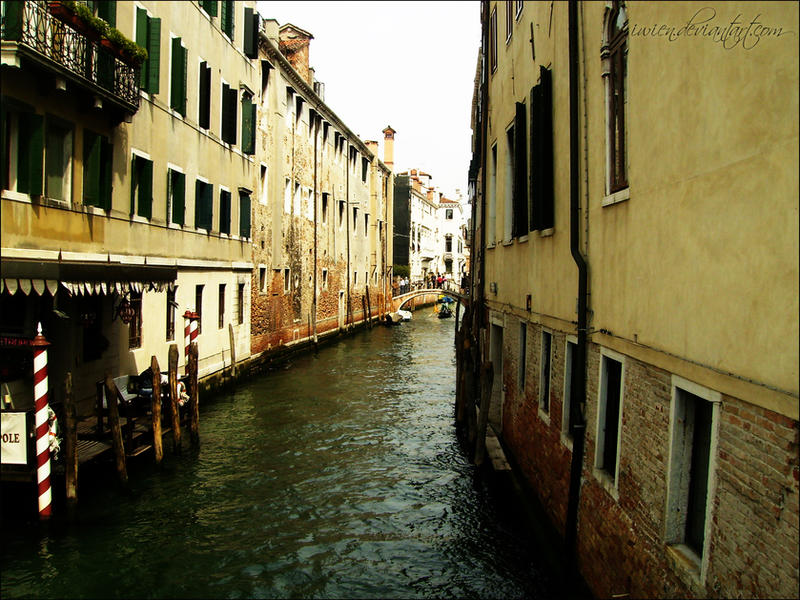 Venice by Ivienn