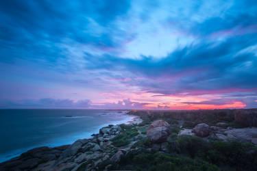 Kirinda Sunset by farcry77