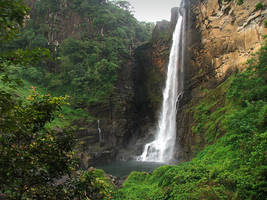 Laxapana falls by farcry77