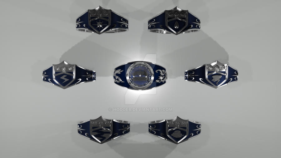 Vongola Sky Ring Version