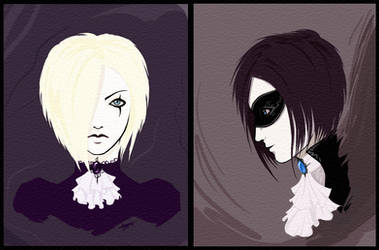 Two Ego by Gothic-Diva