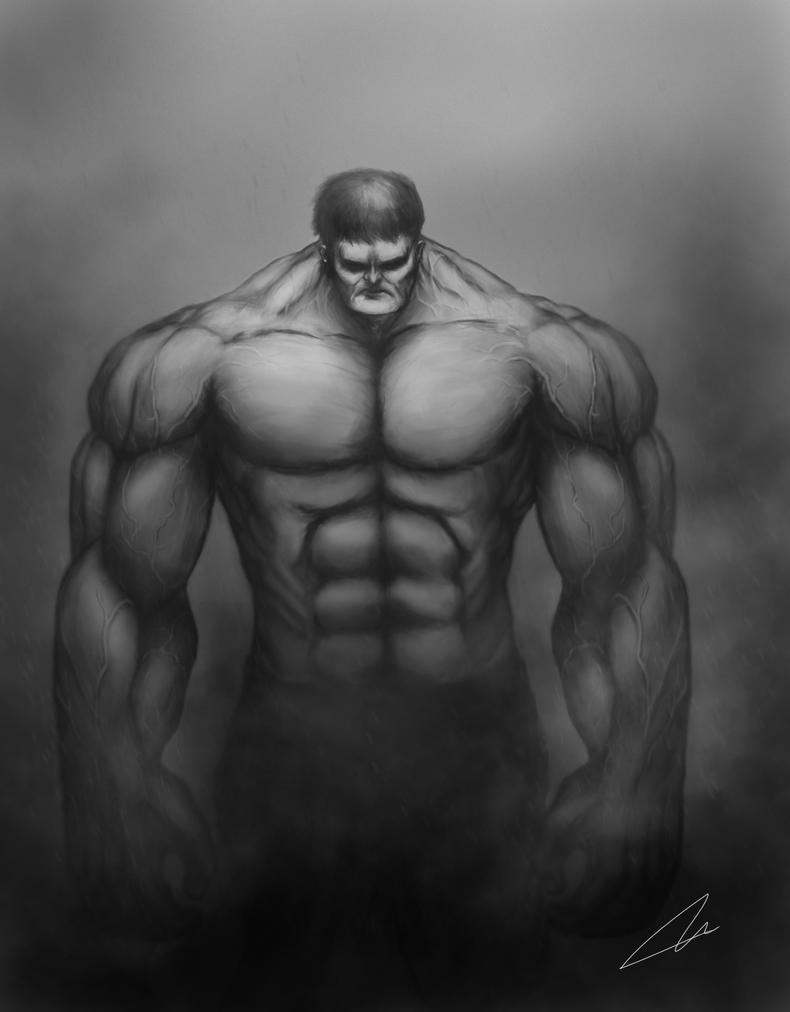 Hulk by msyx