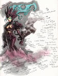 Lilith Colored