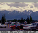 Good bye Japan - Hello Alaska