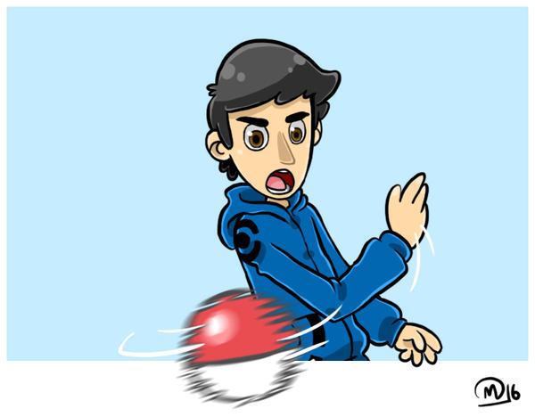 Pokemon Trainer by xionMart