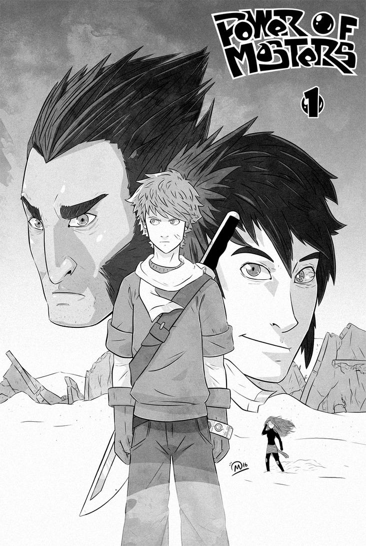 Power of masters chapter 1 cover by xionMart