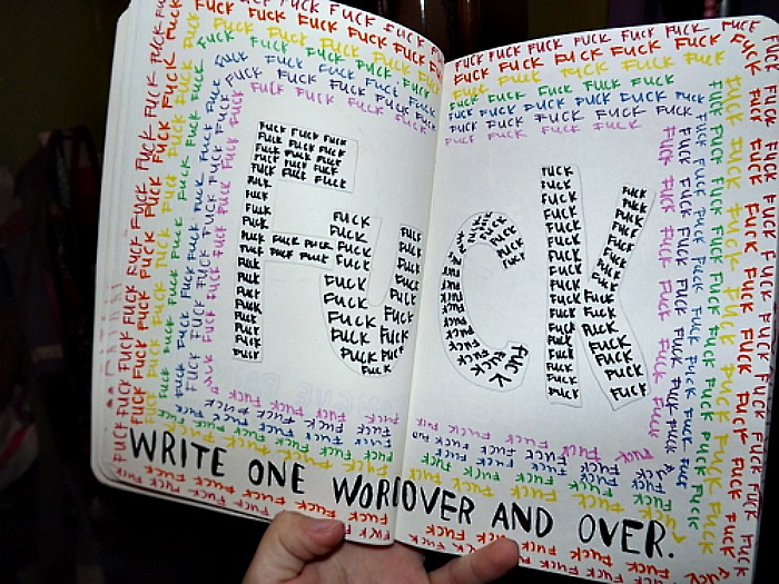Wreck this journal by chokingg on deviantart for Pages to buy online