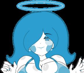 FNIA: Fancy Angie the Angel by PrinceDuskstripe