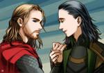 thor and loki C