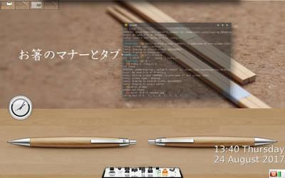 wood'n'chopsticks