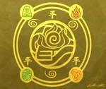 Team Avatar Logo (2014) by jmalfonso7