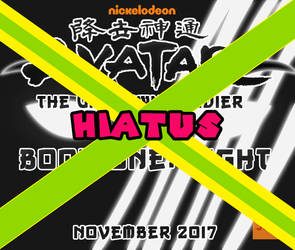 Hiatus on A:TUS (2017) by jmalfonso7