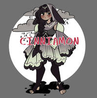 Dark Clouds- Adopt Auction (Closed!) by Caz-Nia1994