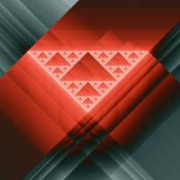 Sierpinski by 011Art