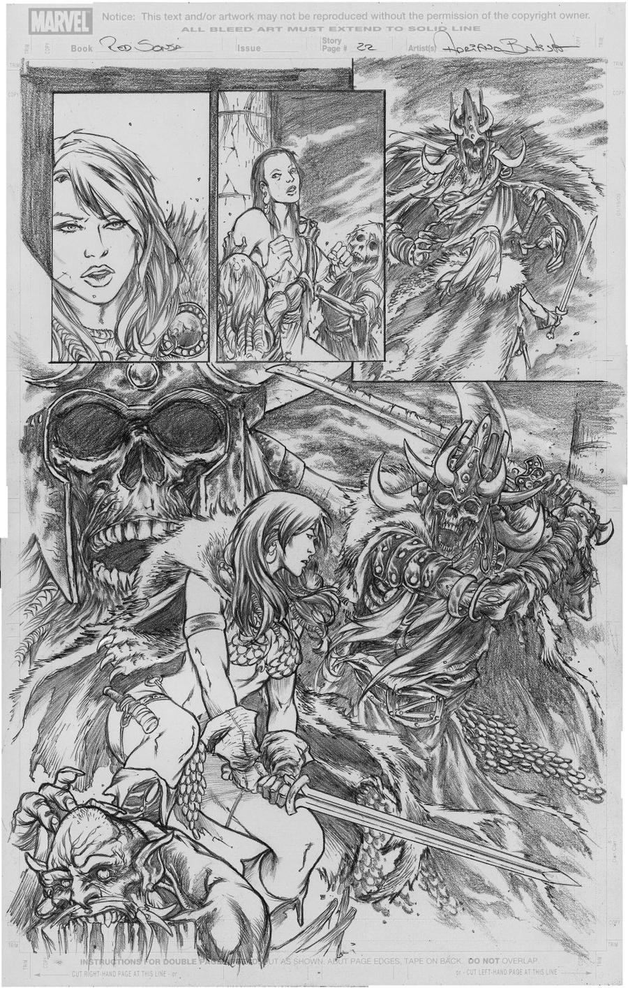 Red Sonja pg 22 annual 3