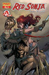 Red Sonja color cover