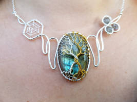 Valinor necklace by jessy25522