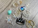 Fantasy jewelry.