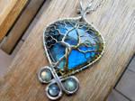 Two Trees pendant.