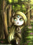 Forest Aria (Meloetta)