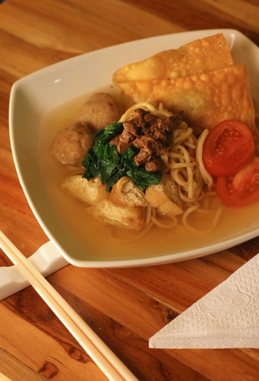 Mie Ayam Bang Kumis by hapidh
